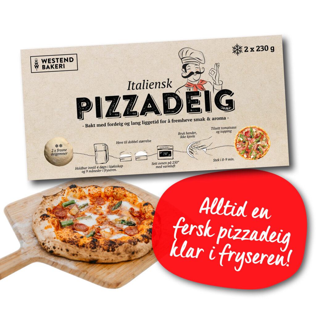 WESTEND_pizzadeig